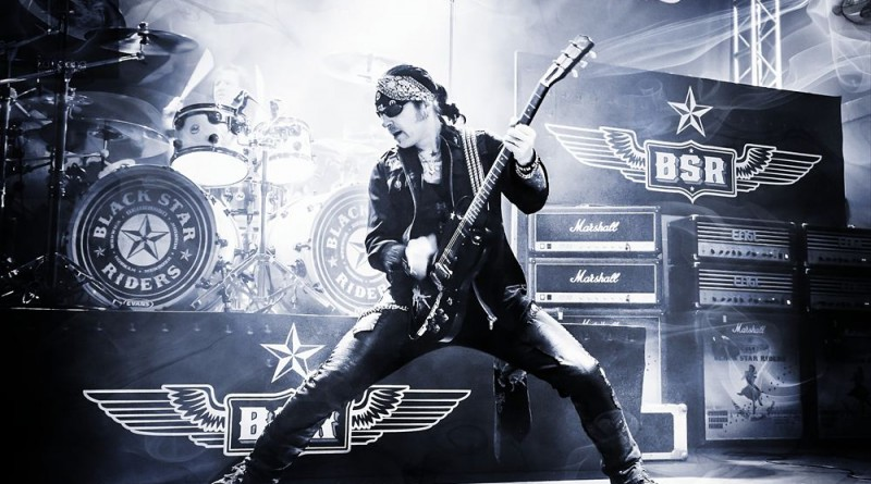 Black Star Riders Tour Support