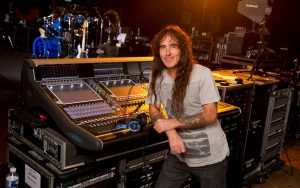 STEVE HARRIS copyright IRON MAIDEN/JOHN McMURTRIE