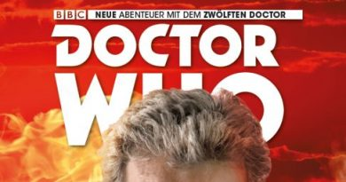 NEUER DOCTOR WHO