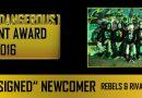 """BEST """"unsigend"""" NEWCOMER"""