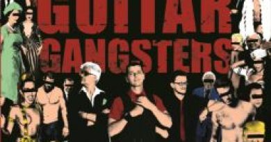 GUITAR GANGSTERS LIVE