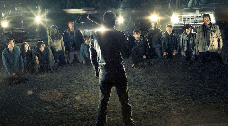 7. STAFFEL WALKING DEAD