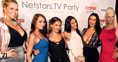 NETSTARS PARTY IN BERLIN