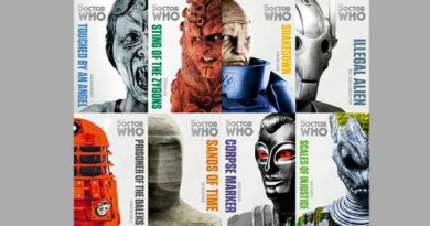DOCTOR WHO MONSTER EDITION