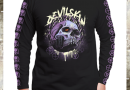 DEVILSKIN TOUR UND MEGA MERCH